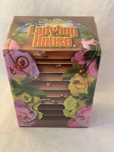 Orcon Ladybug House OB-RLH1 Live Ladybug Habitat New Sealed