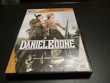 "RARE! DVD ""DANIEL BOONE - LE FILM"" George O'BRIEN / David HOWARD - western"