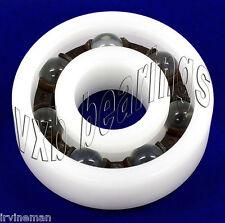 Plastic Bearing POM 6803 Glass Balls 17x26x5mm Ball Bearings Rolling