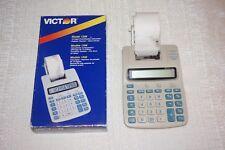 VICTOR MODEL: 1208 10-DIGIT PRINT / DISPLAY CALCULATOR