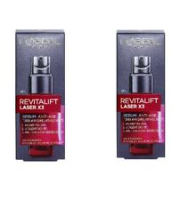 L'Oreal Paris Gesichtspflege Revitalift Laser X3 Anti Aging Serum 2 X 30ml