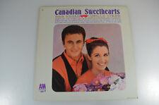 Bob Regan Lucille Starr – The Canadian Sweethearts – A&M LP-106 – Excellent