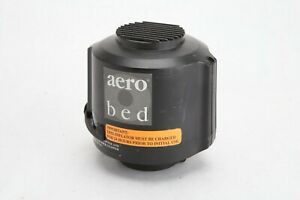 Aerobed Twist On Cordless Battery Powered Air Bed Mattress Electric Pump Model