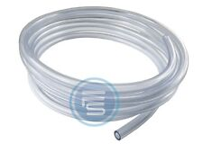 25m PVC-Schlauch Glasklar Lebensmittelqualität Wasserschlauch Druckluftschlauch