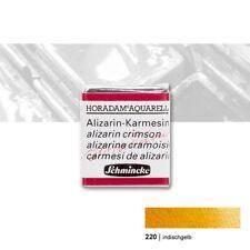 HORADAM Aquarell 1/2 Napf indischgelb Schmincke - Nr. 220