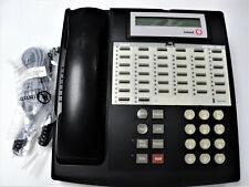 Avaya Black Partner 34D Phone Euro Series 1 No Stand Warranty Refurbished