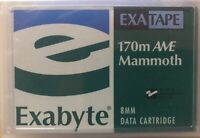 CARTOUCHE DE DONNEES : EXABYTE EXATAPE -170m 8MM - DATA CARTRDIGE