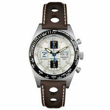 NOS Authentic Rare Tissot PRS 516 T91.1.417.31 Chrono. Auto. Men's Watch
