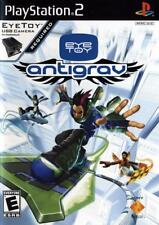 Eye Toy Anti-Grav with Camera PS2 New Playstation 2