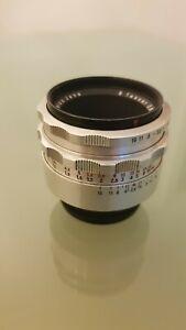 Carl Zeiss Tessar 50 mm F2.8, Nr. 4782047