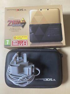 Nintendo 3DS XL The Legend of Zelda: A Link Between Worlds Limited Edition  -...