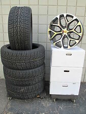 "22"" GMC Yukon Sierra Factory Style Machined Black Wheels 5668 Tire Nexen 2854522"