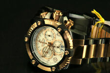 """Invicta Reserve 12986 48mm Two-tone Swiss Made Chronograph  """"Authorized Dealer"""""""