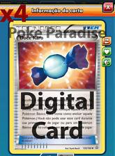 4x Rare Candy Item PLAYSET Pokemon TCG Online !! PTCGO Digital Card !!