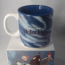 Peterpan Never Grow up Mug Cup Two Sides 11 Oz Ceramics