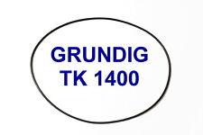 COURROIES GRUNDIG TK 1400  MAGNETOPHONE A BANDE EXTRA FORT NEUF TK1400