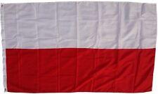 Flagge Polen 90 x 150 cm mit 2 Messing Ösen Hissen Hissflagge Hiss Fahne Polska
