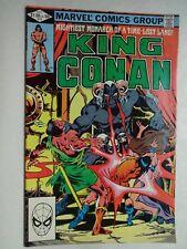 King Conan #12   Queen Zenobia   Prince Conn   Murgor-Tsoggua   Mimus (vision)