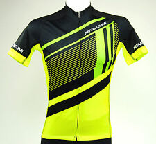 Pearl Izumi Elite Escape Ltd Cycling Jersey, Ascend Screaming Yellow,Extra Large