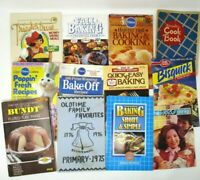Lot of Vintage Recipe Books Brochure Booklets 1970s 80s 2000 Advertising