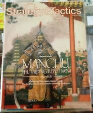 STRATEGY & TACTICS 116-MANCHU The TAIPING REBELLION 1852-1868 Game-New/UNPUNCHED