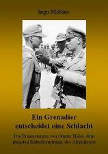 Ein Grenadier entscheidet eine Schlacht Afrikakorps Günter Halm Ritterkreuz NEU