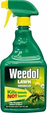 Weedol Garden Lawn Weedkiller RTU Spray Gun 800ml Previously Branded Verdone