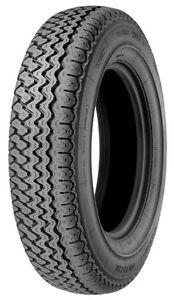 185 VR 15 Michelin XVS (18515, 185-15, 185/15, 185R15, 185/80-15, 185/80R15)