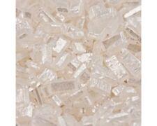 SweetGourmet Kerry Crystalz-Diamond White Sprinkles Nonpareil, 1Lb FREE SHIPPING