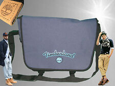 TIMBERLAND MESSENGER Shoulder BAGS T18 Air Force Blue Water Resistant