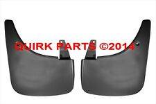 2002-2004 Nissan Xterra | Front Moulded Mud Flap Splash Guard OEM NEW Genuine