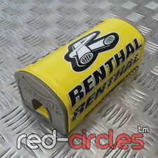 YELLOW RENTHAL PIT BIKE HANDLEBAR FATBAR PAD 140cc 150cc 160cc PITBIKE