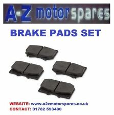 FOR VAUXHALL ANTARA 2.0CDTi 2.2CDTi 2.4 2007->ON FRONT BRAKE DISC PADS SET