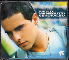 PAOLO MENEGUZZI CDs VEROFALSO