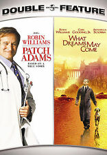 Patch Adams & What Dreams May Come Dvd Tom Shadyac(Dir) 1998