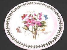 PORTMEIRION BOTONIC GARDEN Lathyrus Odoratus Sweat Pea Multi Dinner Plate