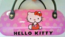 "Pink "" HELLO KITTY "" EYE Glasses Hard Case  Sunglasses - 6""L x 1""W x 2""H"
