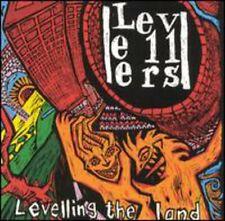 The Levellers - Levelling the Land [New CD] Manufactured On Demand