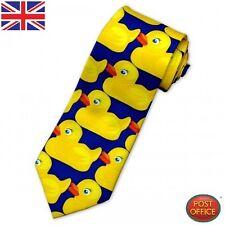How I Met Your Mother Ducky Tie Marshall Barney Polyester Duck Duckie Necktie
