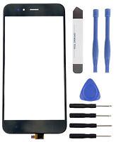 Touchscreen Scheibe Display Glas Digitizer Touch f Xiaomi Mi A1 Werkzeug schwarz