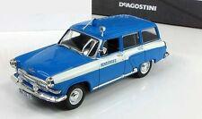 DeAgostini 1:43 GAZ-22 Volga Hungarian police 1962 series World police
