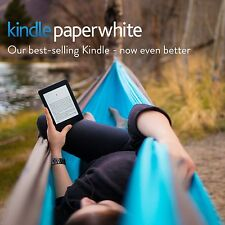 """Kindle Paperwhite 3G E-reader 6"""" High-Resolution Display (300 ppi) with Built..."""