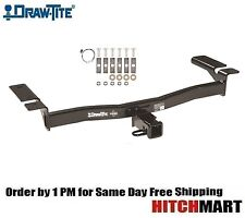 """CLASS 3 TRAILER HITCH FOR 2007-2014 FORD EDGE EXCEPT SPORT  2"""" TOW RECEIVER"""