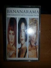 MUSICACASSETTA  BANARAMA THE GREATEST HITS COLLECTION