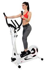 Christopeit Fitness Crosstrainer CS 5 weiß mit max. Benutzergewicht 150kg