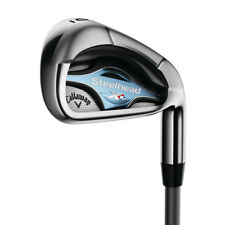Callaway Golf Ladies Steelhead XR Irons RH 5-AW Project X 4.0 Graphite BRAND NEW
