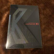 X1 1St Mini Album Quantum Leap ver. Set (Everything included)
