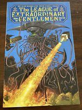 League of Extraordinary Gentlemen #4 2003 review photos