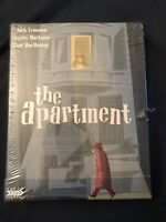 THE APARTMENT (1960) Wilder, OOP Limited Edition Blu-ray/Book, NEW & SEALED!