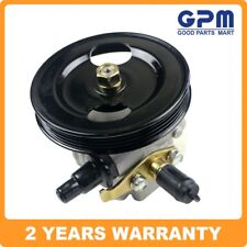 New Power Steering Pump Fit for Mitsubishi L200 2.5 TD 4WD 1992-2007